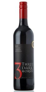 Three Dark Horses The Bandy Cabernet 2016