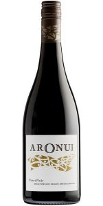 Aronui Single Vineyard Pinot Noir 2016