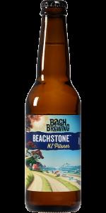 Bach Brewing Beachstone N Z Pilsner Beer 500ml