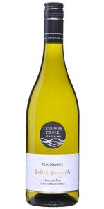 Coopers Creek Sv Big & Buttery Chardonnay 2016