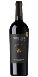 Giordano Primitivo Riserva 2015