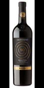 Giordano Primitivo Riserva 2014
