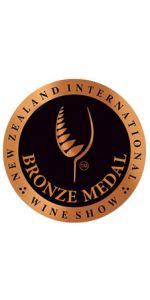 NZIWS Bronze Medal Label