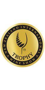 NZIWS Trophy Medal Label