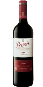 Beronia Rioja Crianza 2013