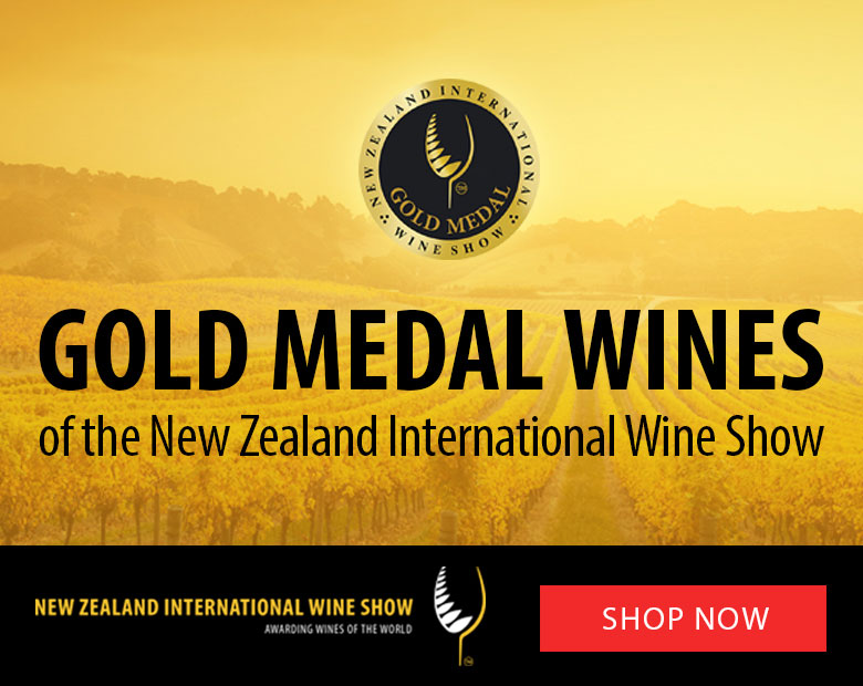 New Zealand International Wine Show Gold Medals