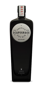 Scapegrace Dry Gin 700ml