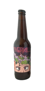 Abbey Brewery Overkill Double I P A Beer 500ml