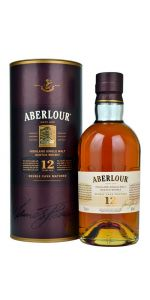 Aberlour 12 Year Old Double Cask Matured Whiskey