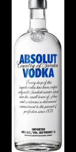 Absolut  Vodka 1 Liitre