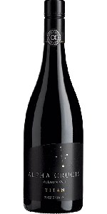 Chalk Hill Alpha Crucis Titan Shiraz 2017