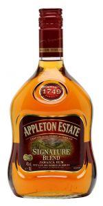 Appletons Estate Signature Blend Rum 1lt