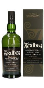 Ardbeg Single Malt Whisky 10yo 700ml
