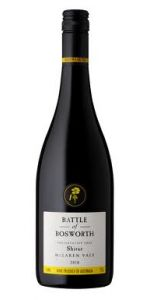 Battle Of Bosworth Puritan Shiraz 2018