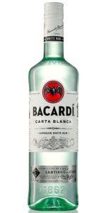 Bacardi Rum 1 Litre
