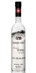 Broken Shed Vodka 750ml