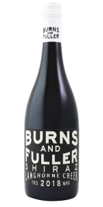 Burns And Fuller Langhorne Shiraz 2018