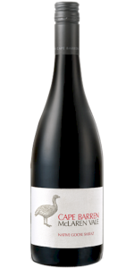 Cape Barren Native Goose Shiraz 2016