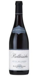 Chapoutier Belleruche Cotes-du-rhone 2017