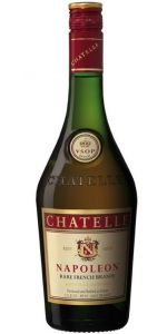 Chatelle Napoleon Brandy 1 Litre