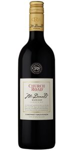Church Rd Mcdonald Cabernet Sauvignon 2016