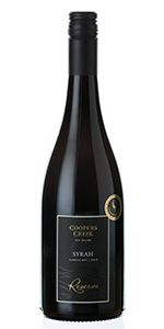 Coopers Creek Reserve Syrah 2016