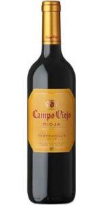 Campo Viejo Tempranillo Rioja 2017