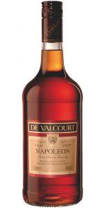 De Valcourt Brandy V S O P 1litre
