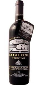 Fatalone Giola Del Colle Primitivo 2015