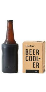 Huski Beer Cooler 2.0 Black
