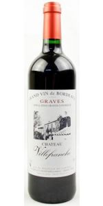 Chateau Villefranche Grand Vin De Bordeaux 2016
