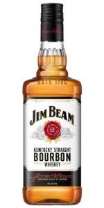 Jim Beam White Label Bourbon 1lt