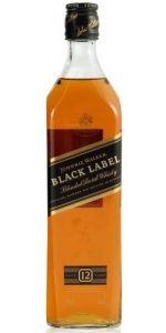 Johnnie Walker Whisky Black Label 700ml
