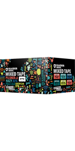 Kaiser Bros Mixed Tape 6 Pack Mixed Craft Beers
