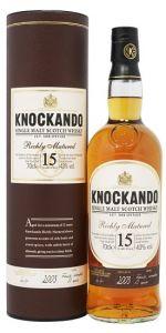 Knockando 15yo Single Malt Whisky 700ml