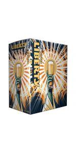 Liberty Brewing Halo Pilsner 6 Pack 330ml Beer