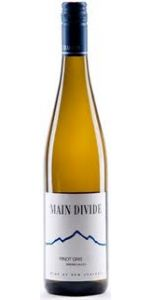 Main Divide Pinot Gris 2018