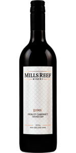Mills Reef Estate Merlot Cabernet 2018