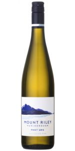 Mount Riley Pinot Gris 2018