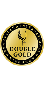 NZIWS Double Gold Medal Label
