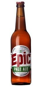 Epic Pale Ale 6 Pack 330ml Stubbies