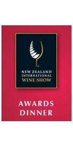 NZ International Wine Show Awards Dinner Ticket