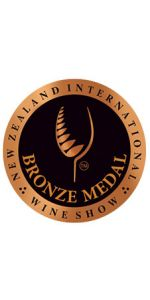 NZIWS Bronze Medal Label