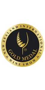 NZIWS Gold Medal Label