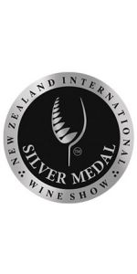 NZIWS Silver Medal Label