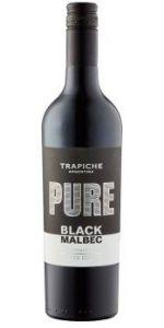 Trapiche Pure Black Malbec 2018