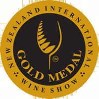 NZ International Wine Show - Gold