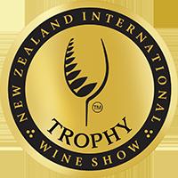 NZ International Wine Show - Trophy