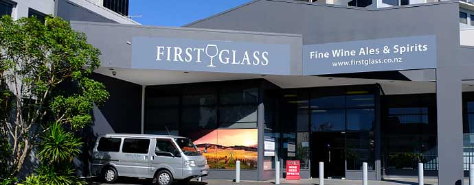 First Glass Shop Exterior